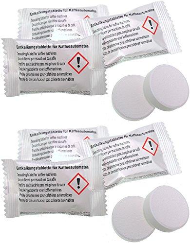 10x Entkalkungstabletten im Flowpack für TASSIMO Getränkeautomaten   Piebert® Qualität Made in Germany