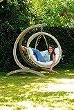 Amazonas Globo Chair Natura Balancelle en Bois
