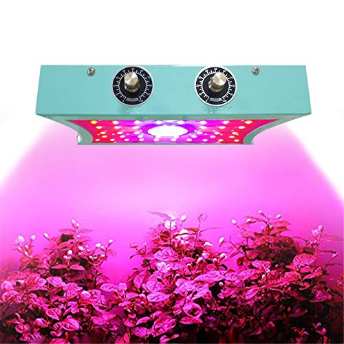 ZMHS 1200W LED Grow Light Phyto Lamps Full Spectrum Grow Lights with Adjustable Veg & Bloom Dimmer Knob, for Indoor Seedling Tent Greenhouse Flower Plant Lamp