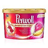 Perwoll Renew & Care Caps Color & Faser Waschmittel (18 Wäschen), sanft reinigende All-in-1...