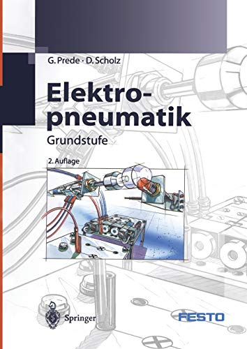 Elektropneumatik: Grundstufe (German Edition)