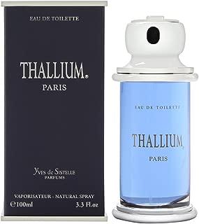 Yves De Sistelle Thallium for Men 3.3 Ounce EDT SP