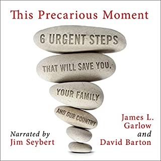 This Precarious Moment: Six Urgent Steps That Will Save You, Your Family, and Our Country cover art