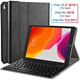 "iPad 7th Generation Case with Keyboard 10.2"" 2019 - Samsers Keyboard Case"