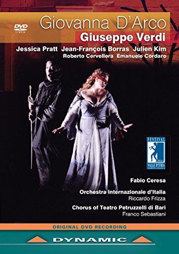 Verdi : Giovanna D'Arco - Dvd / Frizza