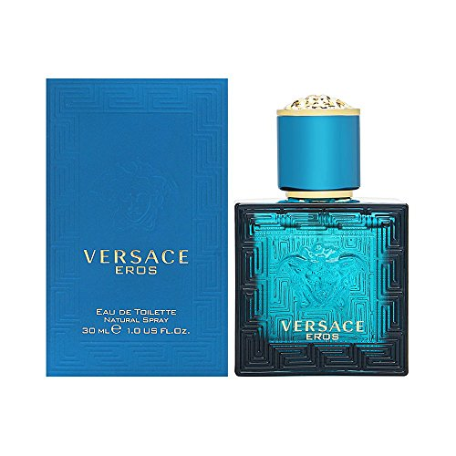 GIANNI VERSACE Versace Eros EDT Vapo 30 ml, 1er Pack (1 x 30 ml)
