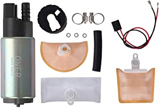 ONER New Electric Fuel Pump & Install Kit Fit Multiple...