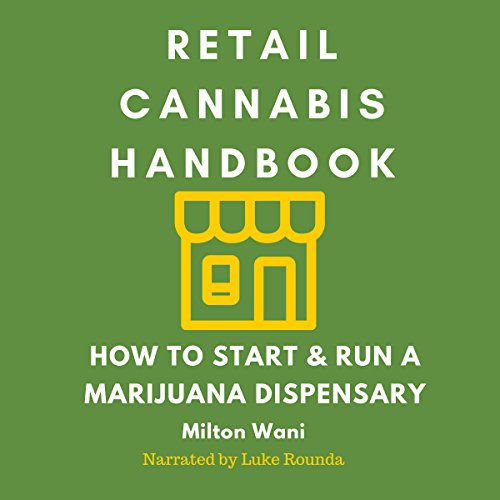 Retail Cannabis Handbook cover art