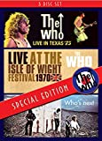 Who's Next / Isle Of Wight / Live In Texas [Francia] [DVD] [Francia]