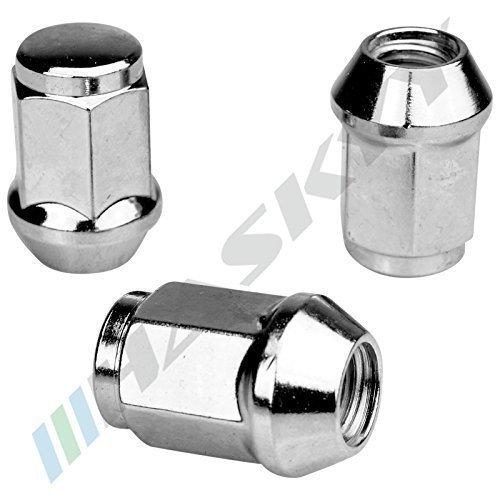 20 Cromo Tuerca Madre M12x1, 5x34 SW19 Cono 60° Aluminio Acero Llantas