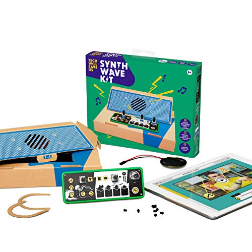 Product Image of the Tech Will Save Us Synth Wave Kit | Educational Electronic Science Technology...