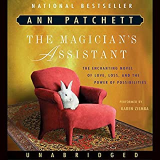 The Magician's Assistant audiobook cover art