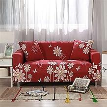 Housse de canapé Extensible élastique, Housse de canapé Tout Compris antidérapante pour Salon Moderne, Housse de canapé d'...