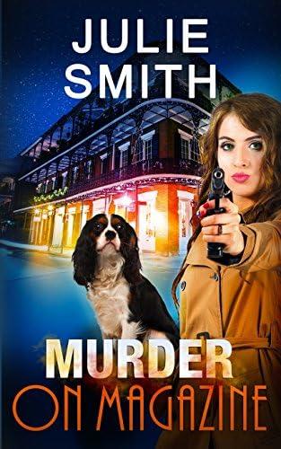 Murder On Magazine A Skip Langdon Mystery Skip Langdon Mystery Series product image
