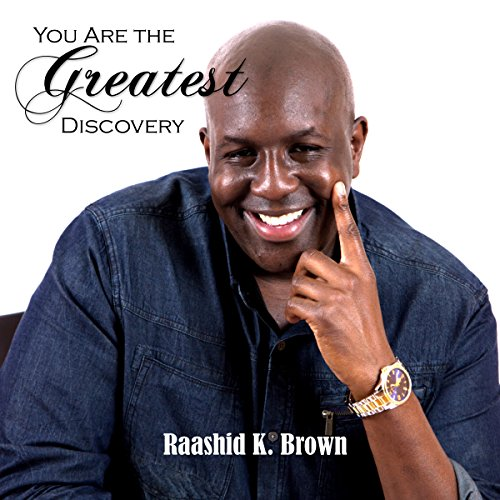 You Are the Greatest Discovery audiobook cover art