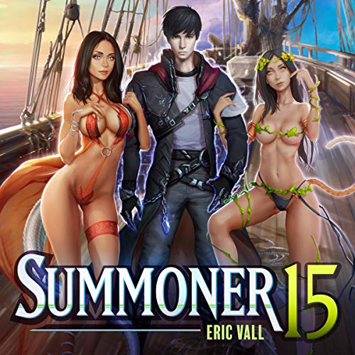 Summoner 15 cover art