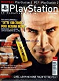 PLAYSTATION [No 2] du 31/05/2007 - exclusivite mondiale - cette...