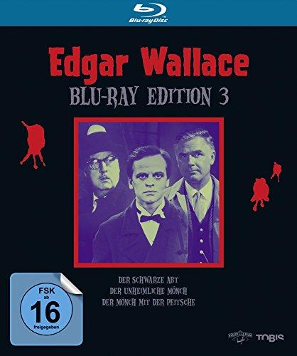Edgar Wallace Edition 3 [Blu-ray]