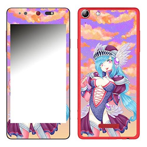 Disagu SF-106693_1009 Design Folie für Wiko Selfy 4G - Motiv Ecchi Girl Fantasy