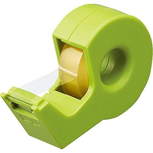 コクヨ テープカッター カルカット ハンディタイプ 小巻き 緑 T-SM300G