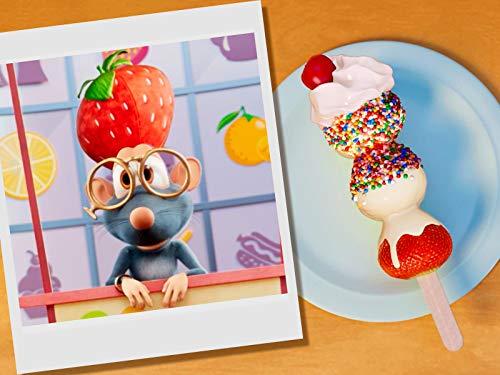 Fantasie aus Früchten
