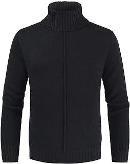 Man Knit Sweater Knit Turtleneck Sweater Vest Jacket Pullover Hoodie Pullover Hoodie Winter Warm Sweetheart Sweater Sweats...
