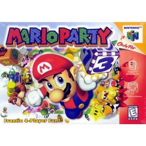 Mario Party - Nintendo 64: Nintendo 64: Computer and Video