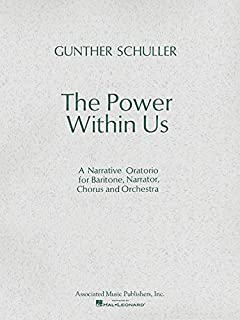 The Power Within Us: Full Score