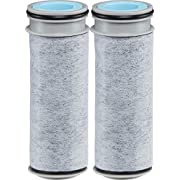 Brita Stream Water Filter, Stream Pitcher Replacement Water Filter, BPA Free – 2 Count