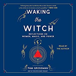 best witchy books for beginners #2 waking the witch book cover