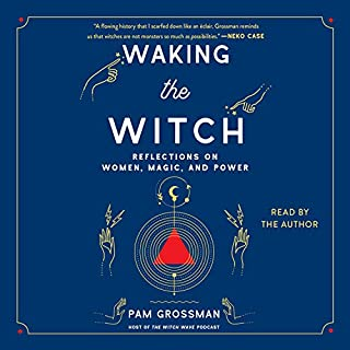 Waking the Witch audiobook cover art