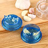 TopKitchenGadgets Garlic Twist Crusher Presser  Multifunctional Durable Cutter Mincer  Easy to Use Herb...