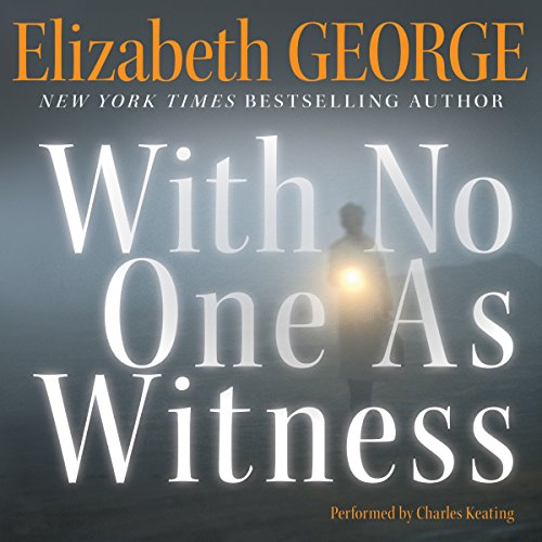 With No One As Witness audiobook cover art