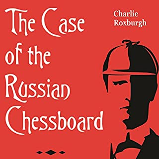 The Case of the Russian Chessboard cover art