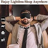 Zoom IMG-2 amecty mascherina per dormire donna