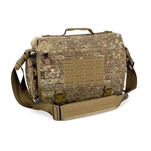 Direct Action Messenger Tactical Bag PenCott Badlands Mk I 10 Liter Capacity, Ideal for Laptop, ipad...