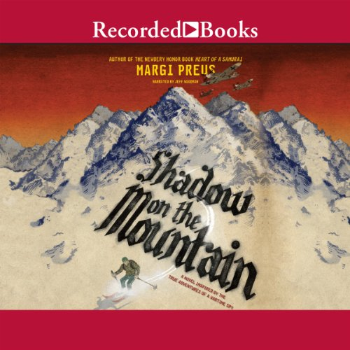 Shadow on the Mountain audiobook cover art