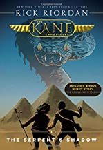 The Kane Chronicles, Book Three The Serpent's Shadow (new cover) (The Kane Chronicles (3))
