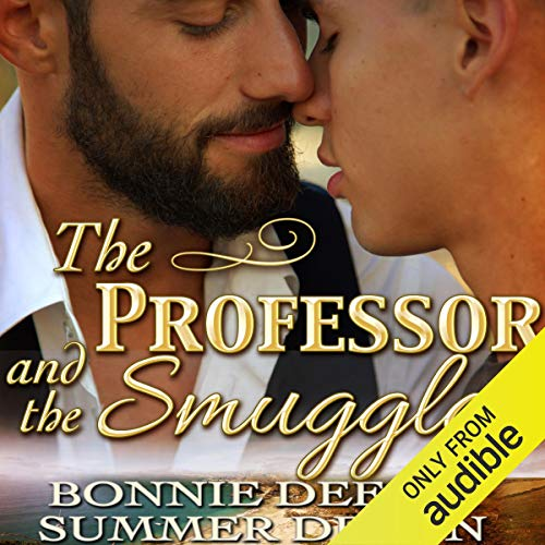The Professor and the Smuggler cover art