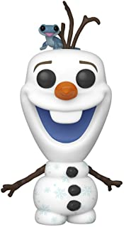POP! DISNEY FROZEN 2 - OLAF WITH BRUNI - #733
