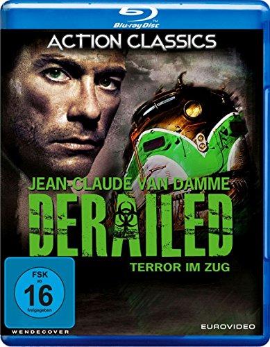 Derailed - Terror im Zug [Blu-ray]