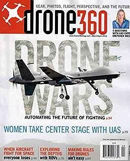 Drone 360 Magazine (March/April 2016)