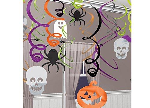 Amscan International Guirlandes d'halloween (679468)