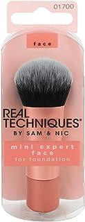 Real Techniques 1700M Mini Expert Face Brush - Mini Brocha