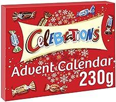 Celebrations Giant Advent Kalender, 230g