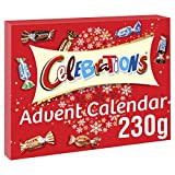 Calendario de Adviento gigante, 230 g.