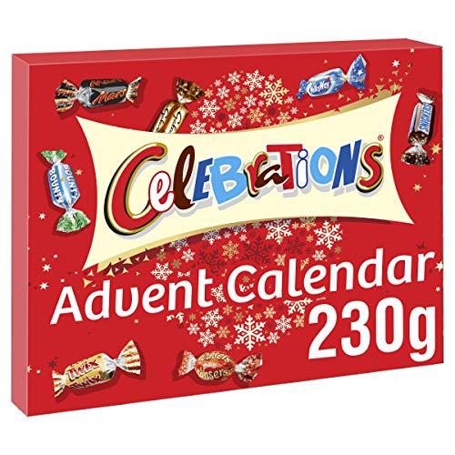 Celebrations Riesiger Adventskalender, 230 g