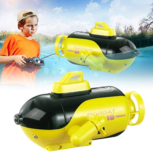 Chuanfeng Ferngesteuertes Unterseeboot Für Kinder, Intelligent Rc Boot Mit 6 Durchgängen Wasserspielzeug Elektrische Simulation Modell Spielzeug