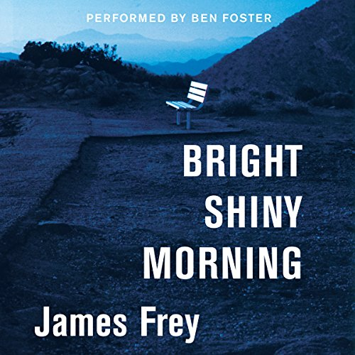 Bright Shiny Morning audiobook cover art