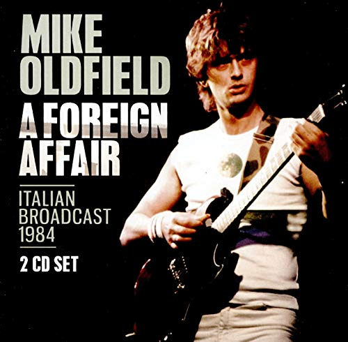 A Foreign Affair Italian Radio Broadcast 1984